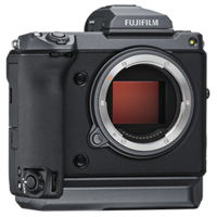 New Fujifilm GFX 100 Mirrorless 102MP Body Digital Camera